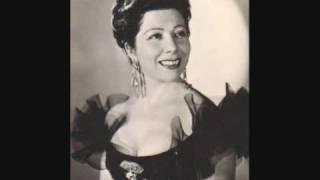 Donizetti - La Favorita 'Oh mio Fernando' avec Giulietta Simionato, mezzo-soprano