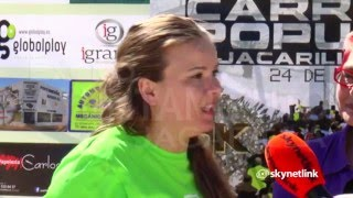 II CARRERA POPULAR  JACARILLA 2016 | Entrevistas | 24 ABRIL 2016