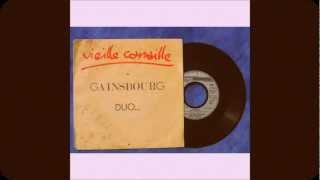 Serge Gainsbourg Vieille Canaille Duo...