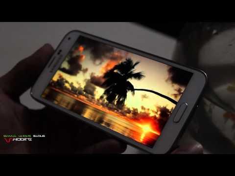 Đập hộp Samsung Galaxy S5