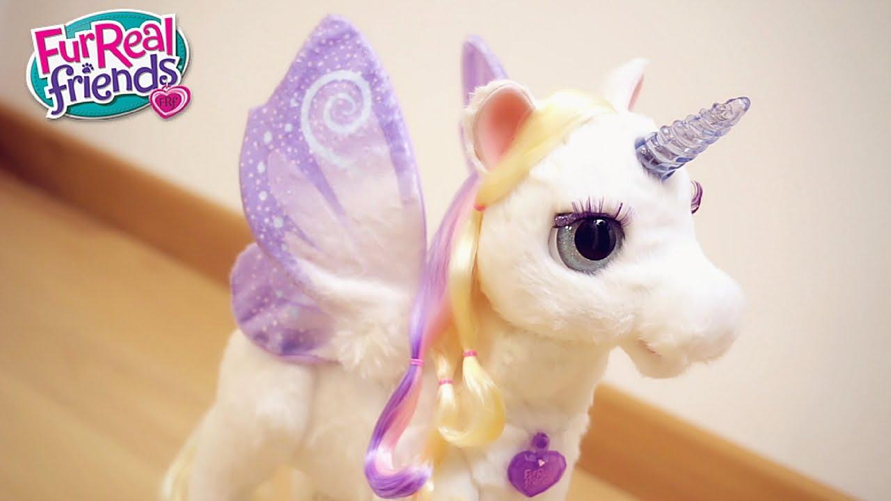 Furreal friends starlily unicorno magico a 84 80 - Pony da colorare in immagini ...