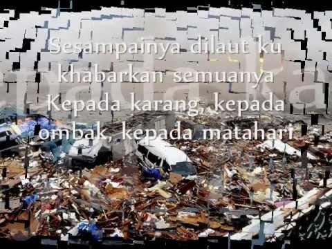 Berita Kepada Kawan-Ebiet G Ade with lyrics
