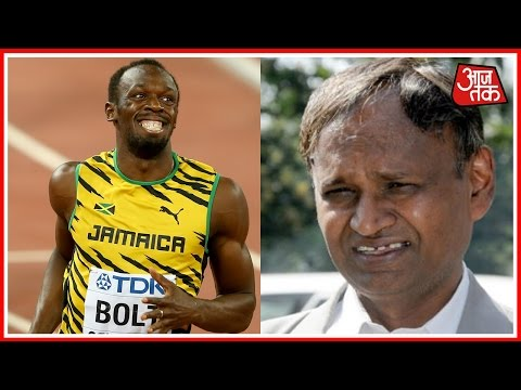 Usain Bolt Won Olympic Gold By Eating Beef: BJP MP
