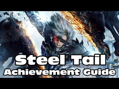 Metal Gear Rising - Steel Tail Achievement / Trophy Guide