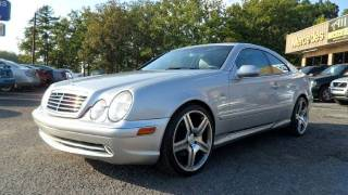 Short Takes: 1999 Mercedes-Benz CLK 430 (Start Up, Engine, Full Tour)