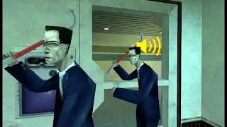 GMAN SQUAD - Operation Black Mesa - Episode 1