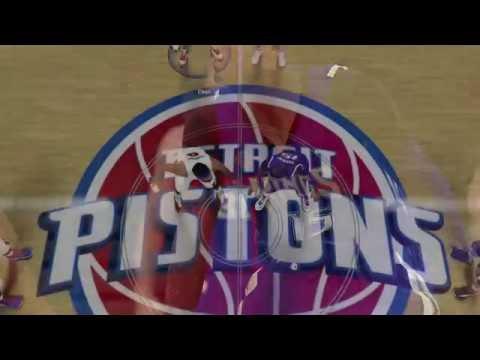 NBA 2K15 PS4 Detroit Pistons vs Sacramento Kings Season 2020-2021