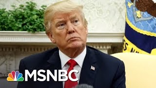 President Donald Trump Makes 'Ill Advised' Move Regarding Robert Mueller | Morning Joe | MSNBC