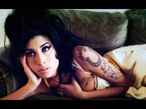Amy Winehouse Makeup Tutorial
