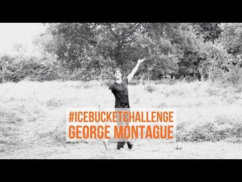 George Montague - Ice Bucket Challenge