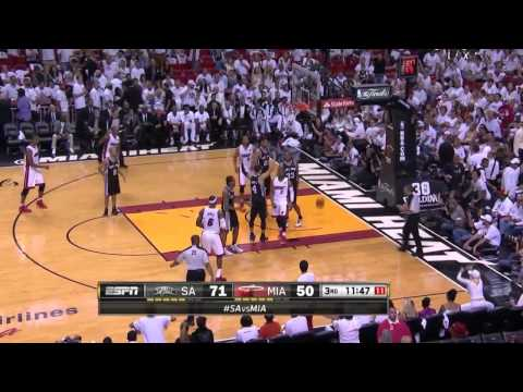 Spurs vs Heat Game 3 - FULL HIGHLIGHTS