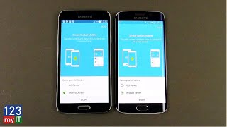 Transfer data from old phone to new phone Android