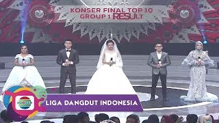 Download Lagu Highlight Liga Dangdut Indonesia - Konser Final Top 10 Group 1 Result Gratis STAFABAND