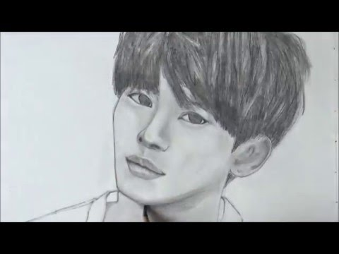 [ EXO ] Drawing CHEN / KIM JONGDAE [ 첸 / 김종대 ]