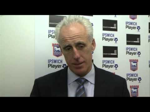 VIDEO | Mick McCarthy post-Birmingham (H)