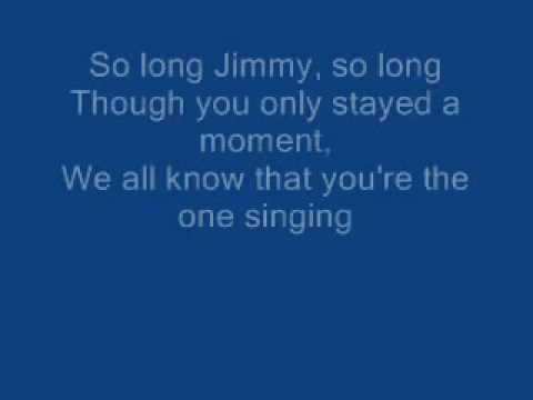 James Blunt - So Long Jimmy