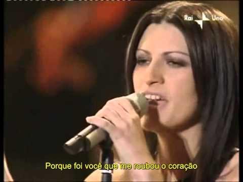 Laura Pausini - Tu Che Mhai Preso Il Cuor