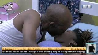 #BBMzansi - New couple in the house?
