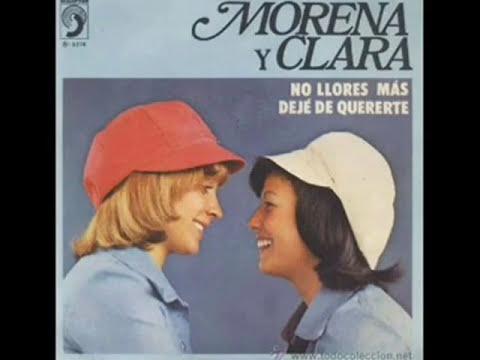 MORENA Y CLARA, dejé de quererte.wmv