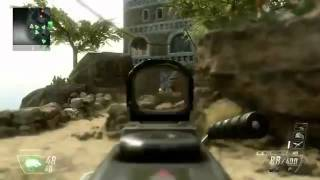 Yemen Map  - Call of Duty Black Ops 2 Multiplayer