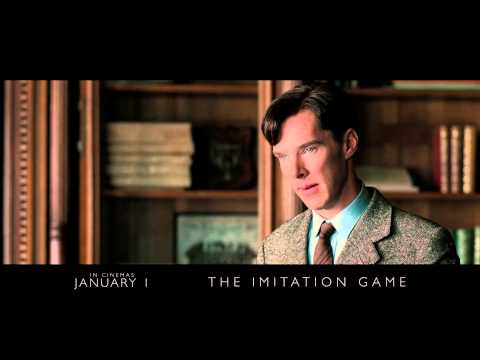 The Imitation Game (2015) Older Clip [HD]