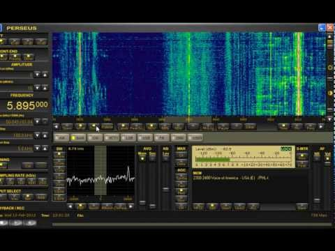 Massive jamming operation targeting VOA/BBC in english on shortwave