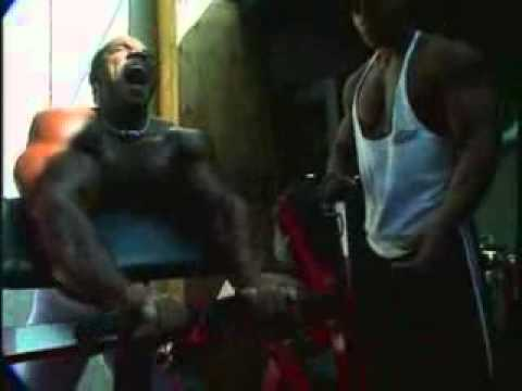 Flex Wheeler Motivation To Lift video
