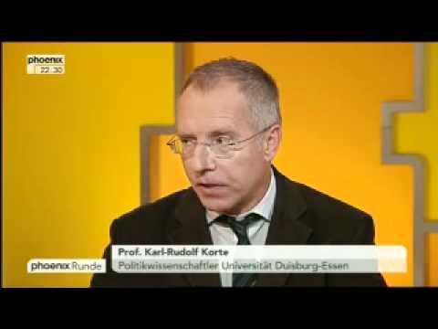 Politik in Zeiten der Krise | Phoenix Runde vom 09.11.2011 (Diskussion)