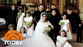 Royal Wedding Photographer Shares Behind-The-Scenes Moments | TODAY