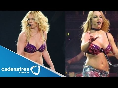 representations of britney spears