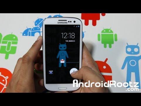 CyanogenMod 10.1 M2 ROM for Galaxy S3! [ALL U.S Variants]