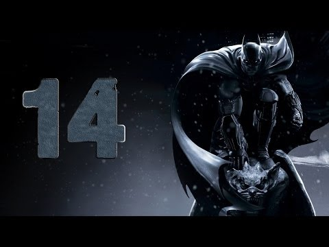 Batman: Arkham Origins #14 (Прохождение Walktrough let's play)