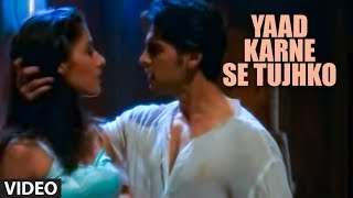 Yaad Karne Se Tujhko Video Song from Aashiqui