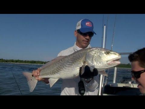 Reel Time Florida Sportsman - Inlet Fishing for Snook and Redfish - Season 1 Ep. 8 RTFS
