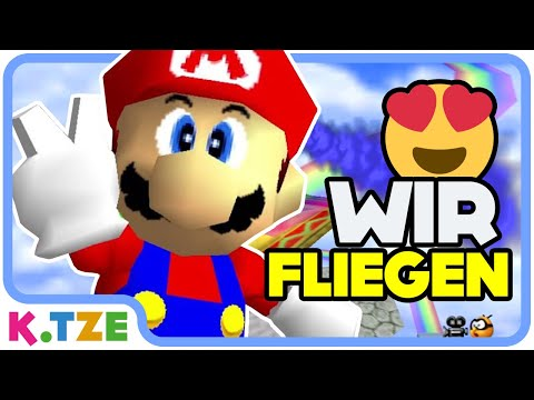 Durch den Regenbogen 🌈😍 Super Mario 64 | Folge 15