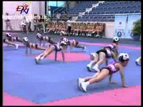 http://nhipdieu.tk - thi u aerobic mu gio - b thch vn ng