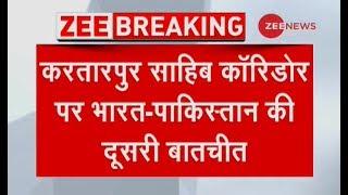 Second round of Kartarpur corridor talks begin between India and Pakistan