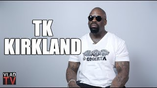 TK Kirkland on Watching Birdman Buy 5 Bentleys, Kiss Lil Wayne on the Mouth (Part 7)