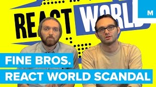 Fine Brothers 'React World Scandal' Explained