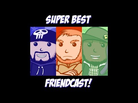 Super Best FriendCast #213 - Puzzle Fighters for Mobile