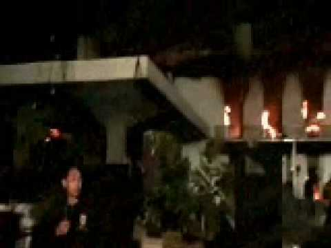 Bangkok  Night Club Fire Tragedy on New Year's Eve