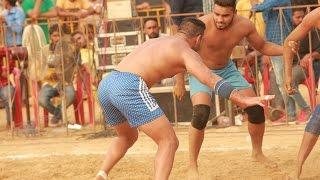 Rail Majra (Ropar) Kabaddi Tournament 9 Oct 2016 (Live)