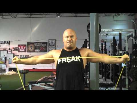 DeFrancosGym.com: The DeFranco Band Pull Apart