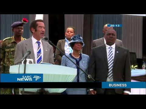 """President Ian Khama wraps up national """"farewell tour"""""""