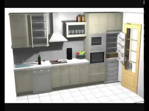 Montar una cocina youtube for Montar muebles de cocina