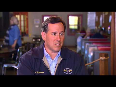 2016 Contenders: Rick Santorum