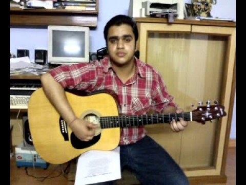 My Performance! (Teri Yaadein from the tv serial Love Story)