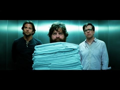 The Hangover Part III - Official Movie Trailer [HD]