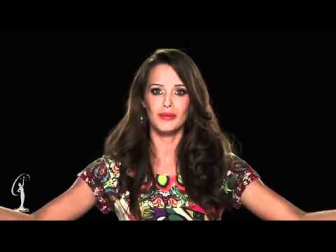 Miss Nicaragua Universe 2011 Interview