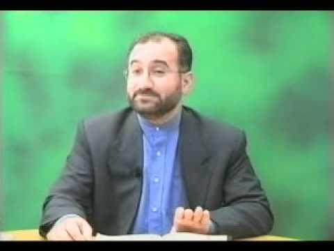 57-A'raf Suresi 172-206 / Mustafa İslamoğlu - Tefsir Dersleri